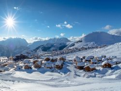 Alpe D'Huez Accommodation